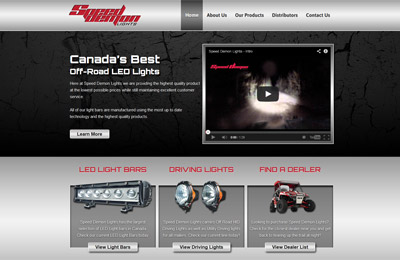 speed-demon-lights-calgary-website-design