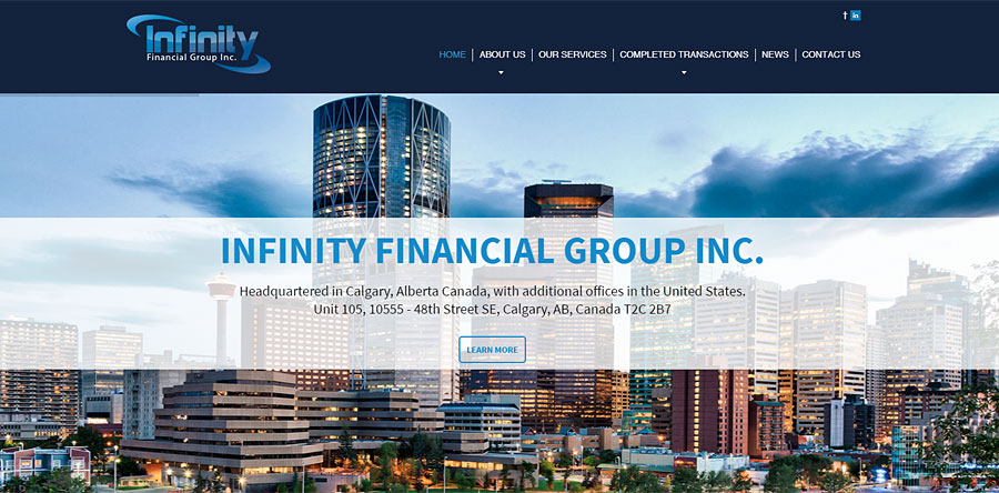 Infinity Financial Group Inc.