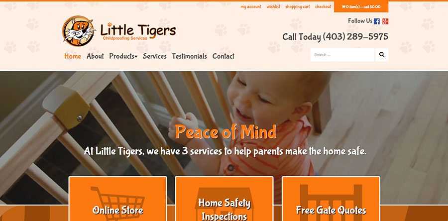 Little Tigers Childproofing Services