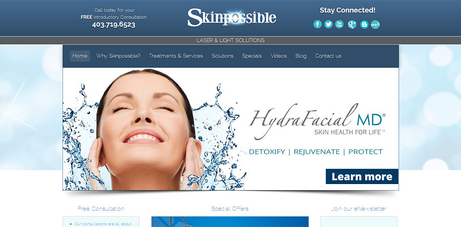 Skinpossible