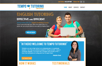 tempo-tutoring-website-design-calgary