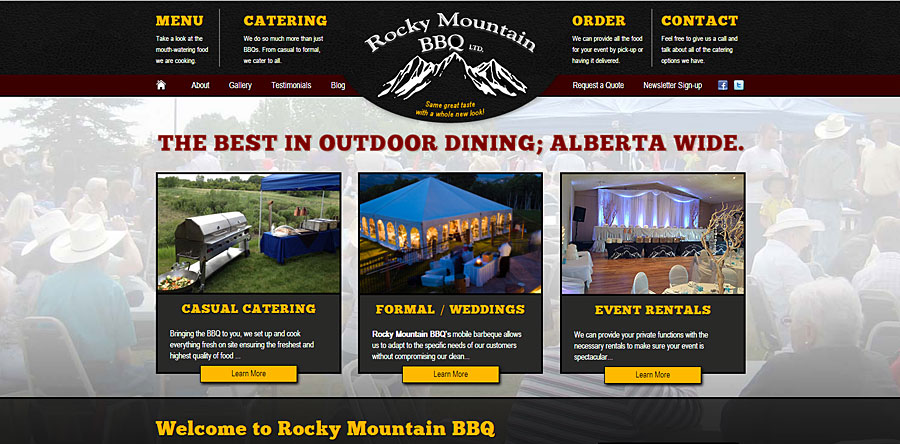 Rocky Mountain BBQ Catering Ltd.